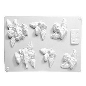 Forma do odlewów cukierniczych H- 5 (C) aniołki x1 - 2877916494