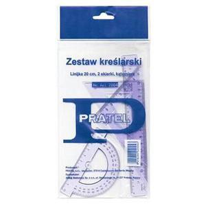 Zestaw geometryczny Pratel 30cm x1 - 2877192145