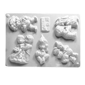Forma do odlewów cukierniczych H- 9 (C) dziecii x1 - 2877192171