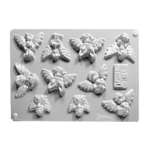 Forma do odlewów cukierniczych H-10 (C) aniołki x1 - 2877192172
