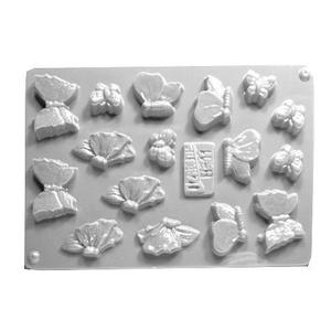 Forma do odlewów cukierniczych H-11 (C) motylki x1 - 2877916497