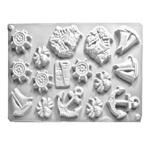 Forma do odlewów cukierniczych H-19 (C) morze x1 - 2877916501