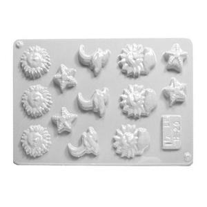 Forma do odlewów cukierniczych H-20 (C) słońce x1 - 2877916503