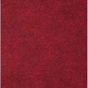 Filc kolorowy 2mm 30x40cm !7 czerwony melanż x1 - 2878656469