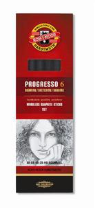 Zestaw ołówków Progresso Graphite Set Koh-I-Noor