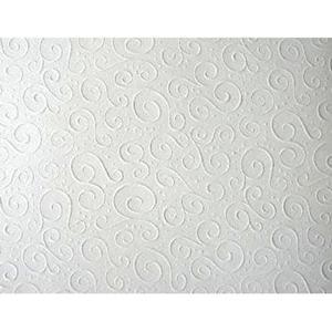 Karton A4 220g Heyda tłoczony Milano biały x20 - 2880577045