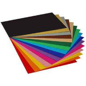 Brystol kolorowy A4 170g cytrynwy 20ark. - 2860491275