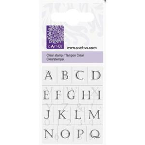 Stemple silikonowe Knorr 5x6cm - Alfabet mały x1 - 2881997878