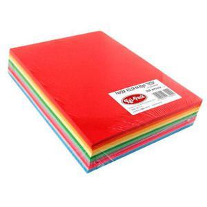 Ksero kolor A4 80g Kal-Pack mix kolor 500ark. x1 - 2860491798