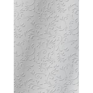 Karton B2 220g Heyda tłoczony Roma srebrny x1 - 2882916253