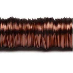 Drucik metalowy 160m (0,3mm) brązowy x1 - 2883162732