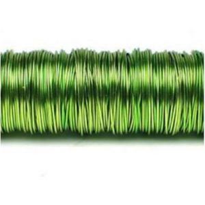 Drucik metalowy 160m (0,3mm) zielony jasny x1 - 2883162734