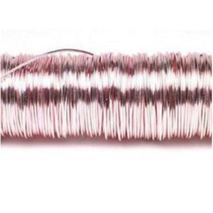 Drucik metalowy 160m (0,3mm) różowy jasny x1 - 2883162739