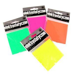 Notes elektrostatyczny 75x75mm zielony x1 - 2860491989