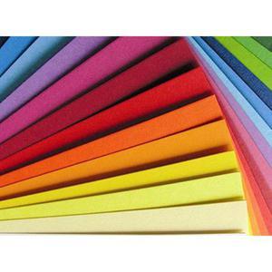 Papier kolorowy Joy A4 170g - 10 kanarkowy x25 - 2860492272