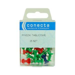 Pinezki Conecta do tablic x25