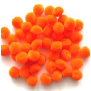 Pompony 10mm pomara - 2860492709
