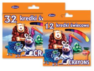 Kredki świecowe Grand 32kol x1