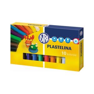 Plastelina Astra - 10 kol x1 - 2824960236
