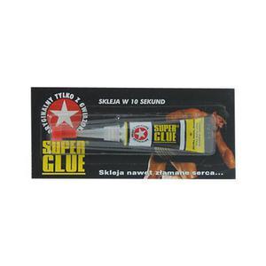 Klej Super Glue x1