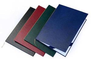 Okładki do dyplomu Standard czarne x10