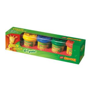 Masa plastyczna Easy - kubki małe x1 - 2824960344