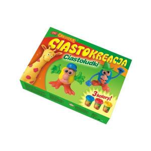 Masa plastyczna Easy - Ciastoludki x1 - 2824960347