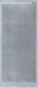 Sticker srebrny 00406 - szlaczek x1
