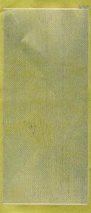 Sticker złoty 00406 - szlaczek x1 - 2824960385