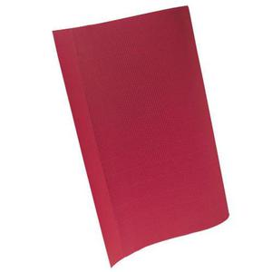 Tektura falista B2 Mona 734 czerwona x1 - 2824960448