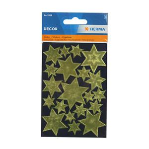 Naklejki HERMA Decor 3929 gwiazdy z - 2846498253