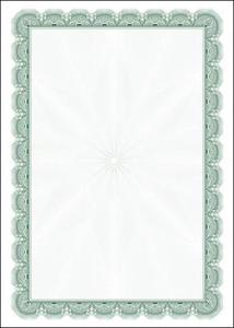 Dyplom A4 170g Arnika x25