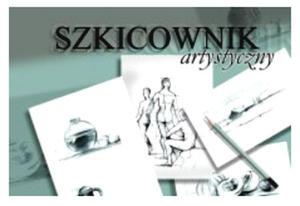 Szkicownik A6 120g Kreska 100k x1