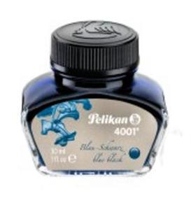Atrament Pelikan 30ml czarno niebieski x1