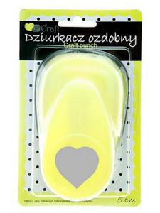 Dziurkacz ozdobny 120 - 220 serce x1