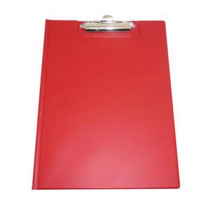 Clipboard A4 Biurfol czerwony x1