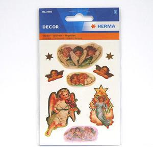 Naklejki HERMA Decor 3986 anioły, aniołki x1 - 2824960794