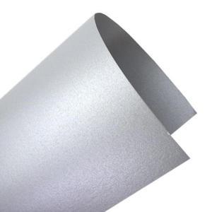 Majestic A4 120g Luxus Real Silver/srebro x100 - 2824960853