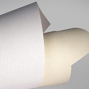 Karton ozdobny A4 220g Borneo biały x20