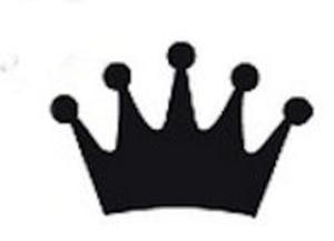 Dziurkacz ozdobny Heyda 1,5cm - 55 korona x1 - 2824960985
