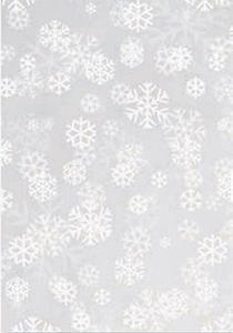 Kalka A4 115g Heyda śnieżynki x1