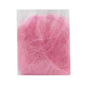 Sizal 50g różowy jasny x1