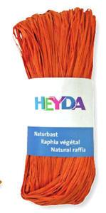 Rafia Heyda 50g - 94 pomarańczowa x1