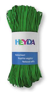 Rafia Heyda 50g - 96 zielona x1