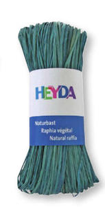 Rafia Heyda 50g - 86 błękitna x1 - 2846498262