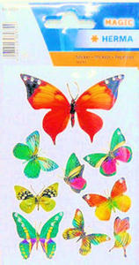 Naklejki HERMA Magic 6934 motyle, motylki duże x1