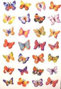 Naklejki HERMA Magic 6819 motylki małe x1
