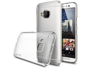 ETUI FUETAŁ RINGKE SLIM HTC ONE M9 - Przezroczysty - 2835255659