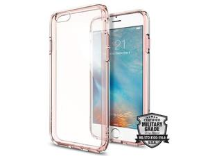 Etui spigen ultra hybrid iPhone 6 / 6s Rose Crystal - Różowy - 2837264828