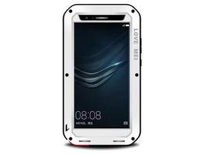 Etui Pancerne Love Mei do Huawei P9 - Biały - 2838393585